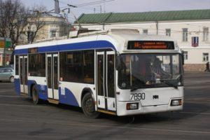 Власти Новороссийска приобретут три новых троллейбуса