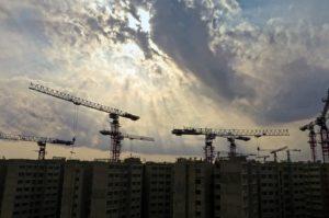 В Краснодаре завершают строительство самого старого долгостроя