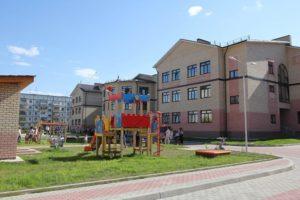 В станице Натухаевской Новороссийска построен новый детский сад