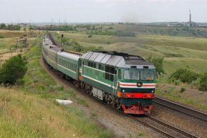 С 10 декабря из Новороссийска начнет курсировать поезд до Баку