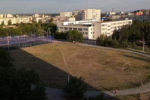 В Новороссийске на школьном стадионе умер мужчина